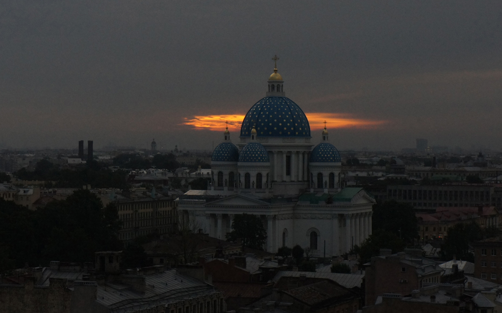 saint peterberg, russia